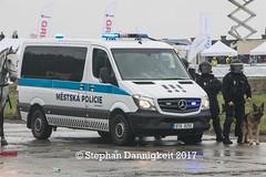 Grukw -MB Sprinter 316NGT-8250-MP Ostrava (Stephan Dannigkeit) Tags: městská policie ostrava stadtpolizei citypolice antiriot mercedes benz sprinter 316 ngt 316ngt cr dny nato