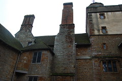 Canons Ashby - 11 (basswulf) Tags: architecture building chimney chimneys d40 1855mmf3556g lenstagged unmodified 32 image:ratio=32 permissions:licence=c 20170925 201709 3008x2000 canonsashby nationaltrust northamptonshire england uk