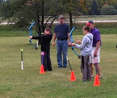 Outdoor Archery Sept 2017