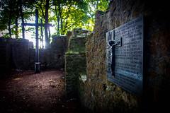 Oerlinghausen (mai.qu) Tags: oerlinghausen klosterruine kloster ruine teutoburger wald forest wood ostwestfalen germany lippe