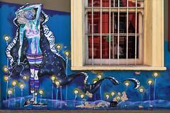 Valparaiso 7276  as seen by #ArturoNahum (Arturo Nahum) Tags: valparaiso chile arturonahum travel viajes unescoworldheritagesite windows ventanas uhd 4k graffiti wallart fachadas facades artwork streetart