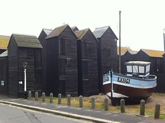 Hastings (AJoStone) Tags: hastings boat fishing blue