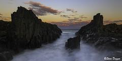 0S1A6162 (Steve Daggar) Tags: bombo kiama seascape sunset landscape longexposure dramatic moody