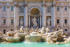 Trevi Fountain (rawyvandenbeucken) Tags: 2017 building europe fontanaditrevi fountain italy may piazzaditrevi rome trevifountain img3192lr80dsrgb