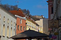 DSC_1673 (sebastianwerba) Tags: passau dreiflüssestadt niederbayern bayern stadt donau inn ilz oberhaus kirchturm kirchtürme 09032012