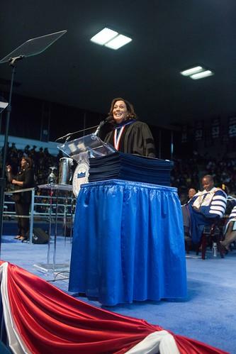 Senator Harris at Howard University 2017 Commencement