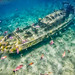 Wreck Tugboat beach