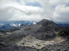 Kanin Trail View Towards South (Best Hiking) Tags: alps hiking mountaineering climbing kanin sellanevea julianalps