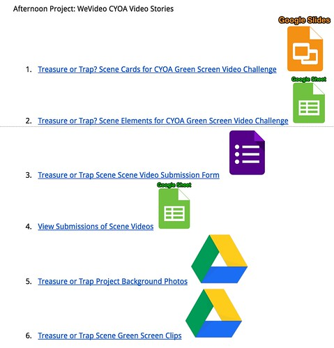 CYOA YouTube Project Resources by Wesley Fryer, on Flickr