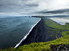 5629 Panorama (Sergey Alimov) Tags: iceland ísland iphone7 landscape wild nature reynisfjall