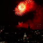 Edinburgh Festival Fireworks