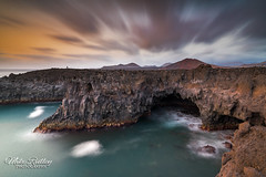 Los Hervidores (Mike Ridley.) Tags: loshervidores lanzarote seascape sunset spain canaryislands sonya7r2 sonyfe1635f4 nisilandscapepolariser leefilters mikeridley nature longexposure
