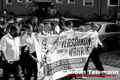 268 (SchaufensterRechts) Tags: spandau berlin antifa rudolf hes demo demonstration neonazis die rechte jn connewitz deutschland gewalt sachsanhalt thüringen npd sachsen ea 1101