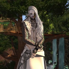 Fraz In Elven Forest (Fraz_Gloom) Tags: second life fraz photography
