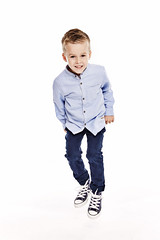 Jump (LalliSig) Tags: studio portrait portraiture people kids children iceland white backround