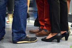 All kinds of shoes (petrOlly) Tags: europe europa poland polska polen gdansk gdańsk amber ambermart art object objects museum handmade people