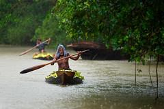 Untitled (Jakir Hossain Rana) Tags: landscape monsoon boat boatman rain jakirhossainphotography jakirhossainrana bangladeshiphotographer