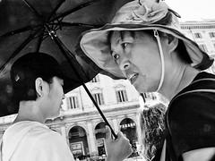 Urban jungle. (Baz 120) Tags: candid candidstreet candidportrait city candidface candidphotography contrast street streetphoto streetcandid streetphotography streetphotograph streetportrait rome roma romepeople romestreets romecandid europe em5 mft m43 monochrome monotone mono omd blackandwhite bw noiretblanc urban life primelens portrait people unposed olympus italy italia girl grittystreetphotography faces decisivemoment strangers