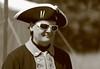 Revolutionary War Days, Cantigny Park. 14 (EOS) (Mega-Magpie) Tags: canon eos 60d cantigny park wheaton dupage il illinois usa america revolutionary war days people person man dude guy fella hat outdoors sunglasses sepia