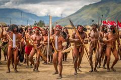 Baliem Valley Festival (tehhanlin) Tags: sukudani indonesia baliemvalley valley wamena tribe baliem danitribe papua travel culture ngc natgeo natgeotravel