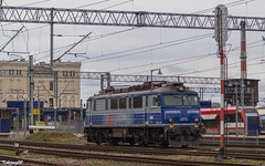 EP07-517 (ex.EU07-517) (Kolejarz00) Tags: train ic ep07