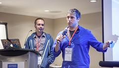 funcrunch-20170810-7343 (funcrunch) Tags: communitywishlist dannyhorn ryankaldari wikiconference wikimedia wikipedia conference montréal québec canada ca