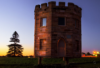 The Barrack Tower