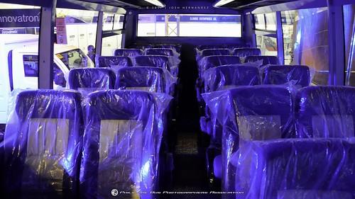 Tata LP 613 Mini Bus - Interior 1/2