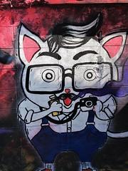 Street Art - Thailand - Chiang Mai - Part II (jmblum) Tags: streetart thailand chiangmai