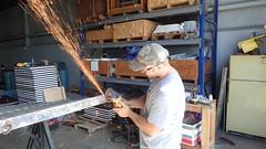 Rebuilding Weir Panels