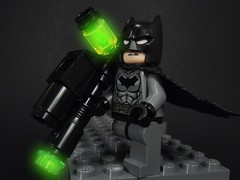 Kryptonite Gun (MrKjito) Tags: lego minifig super man bat kryptonite gun hero comics comic dc action comcis detective gotham