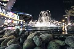 Mall of Qatar 5 ... (Bijanfotografy) Tags: fuji fujifilm fujixt2 fujifilmxf14mm28 xtrans qatar mallofqatar mall city middleeast gulf fountain urban citylife