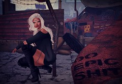 Aftermath (caeleigh) Tags: secondlife truthhair silveryk whimsical binemust kzposes vimmershavn