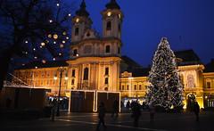 Eger lights (sunsetsára) Tags: christmas light lights holiday fair eger hungary hun magyarország magyar street