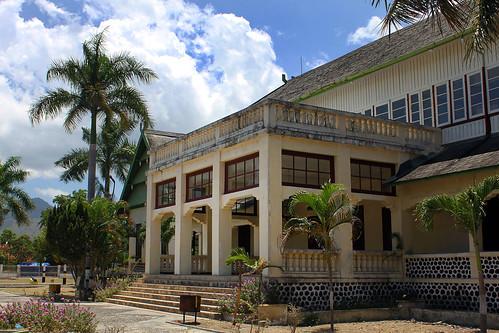 Kesultanan Bima, Sumbawa / Istana Asi Mbojo