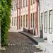 Medieaval Street In Tallinn Town
