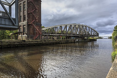 What did the Victorians ever do for us?... Part 1 (Explore 26/09/17 #49) (andyrousephotography) Tags: whatdidthevictorianseverdoforus victorian bartonuponirwell bartonroadswingbridge bridge road swing pivot open manchestershipcanal controltower island andyrouse canon eos 5dmkiii 5d3 ef1740mmf4l