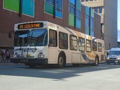 Halifax Transit 1097 (The Halifax Transit Fan!) Tags: d40lf newflyerd40lf newflyerbuses newflyerindustries newflyer allisonb400r6 allisontransmission busphotography busphoto bus isl cumminsisl cummins transitbus transit hfxtransitbus1097 hfxtransitroute14 1097 halifaxtransit