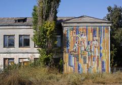 DP2Q1291 (I g o r ь) Tags: abandoned decay decayed rust urban forgotten lostplaces urbanexploration ussr cccp sovietunion murals mosaic sigma sigmadp2quattro foveon