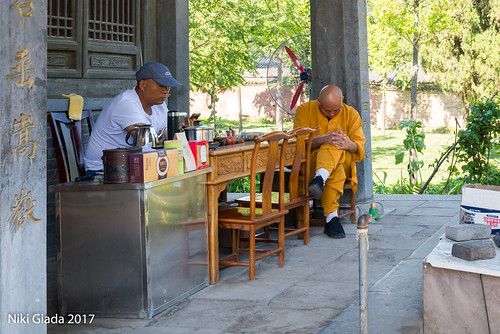 Shaolin Temple - Afternoon Meditation