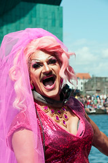 2017_Aug_Pride-909 (jonhaywooduk) Tags: lady galore this is how we drag amsterdam pride 2017 canal boat transvestie