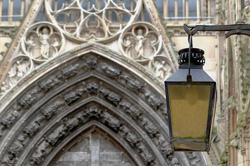 Готический собор Руанской Богоматери, XI-XVI. Руан, Франция