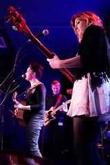 AMAUK17 - Festival - Oslo - 04 - Angaleena Presley - Band - IMG_0253 (redrospective) Tags: amauk17 2017 20170201 amauk17festival americanaassociationukfestival angaleenapresley february2017 joharman london oslo steviefreeman bass bassist blond blonde blue concert electricguitar electroacousticguitar gig guitar guitarist live man musicians people singer singing woman