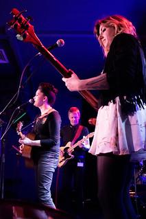 AMAUK17 - Festival - Oslo - 04 - Angaleena Presley - Band - IMG_0253