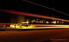 Clarks Hill Lake Visitor Center, SC (K.Yemenjian Photography) Tags: nightshots night blackbackground outdoor southeast southcarolina visitorcenter clarkshill clarkshilllake clarkshilldam dam canont5i canon700d canon longexposure longexposurephotography t5i 700d placescity