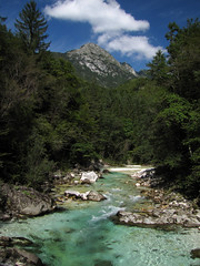 Svinjak (Damijan P.) Tags: bovec slovenija slovenia korita gorge gore hribi monutains prosenak