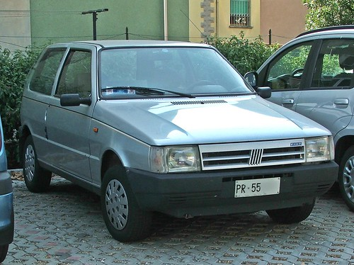 Fiat Uno Cs 1990 A Photo On Flickriver