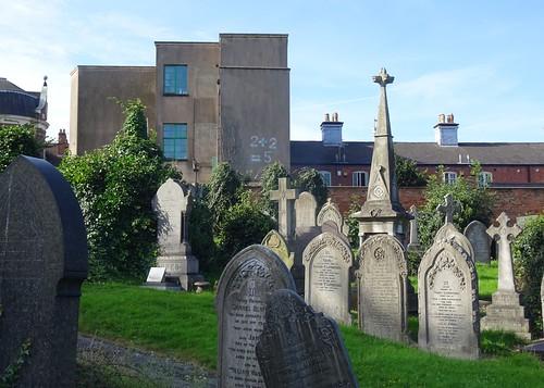 2+2=5: Cemetery, Nottingham