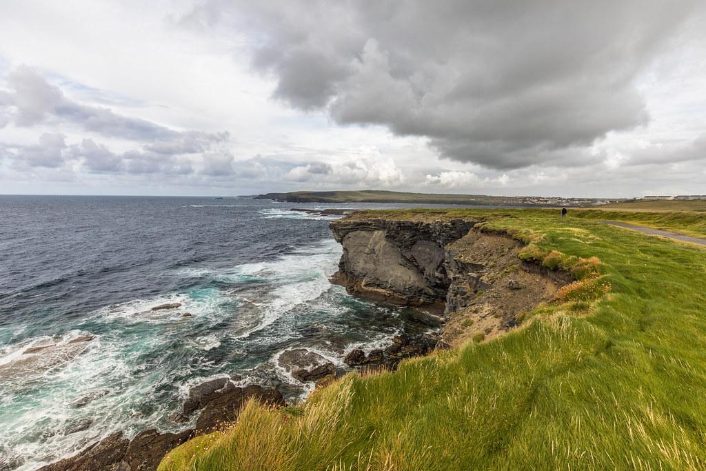 Duggerna cliffs - Kilkee