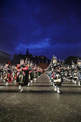 Tattoo 2nd Visit-52 (Philip Gillespie) Tags: 2017 edinburgh international military tattoo splash tartan scotland city castle canon 5dsr crowds people boys girls men women dancing music display pipes bagpipes drums fireworks costumes color colour flags crowd lighting esplanade mass smoke steam ramparts young old cityscape night sky clouds yellow blue oarange purple red green lights guns helicopter band orchestra singers rain umbrella shadows army navy raf airmen sailors soldiers india france australia battle reflections japan fire flames celtic clans